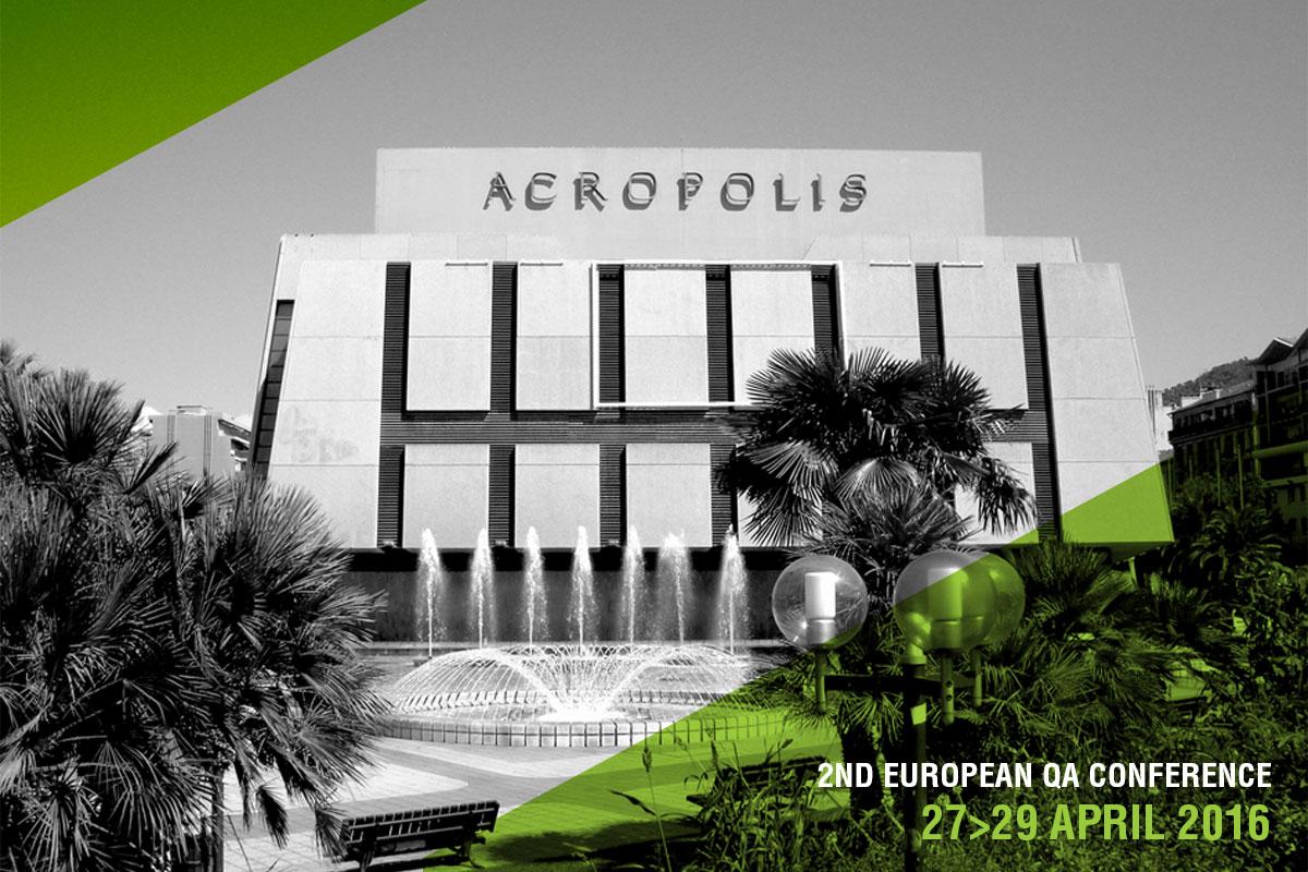 2ème Conférence Européenne Sur L' Assurance Qualité