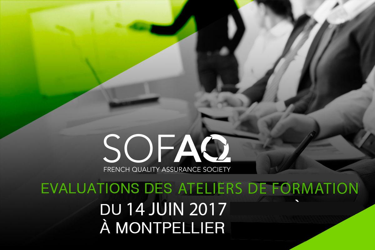Ateliers De Formation Du 14 Juin à Montpellier // évaluations