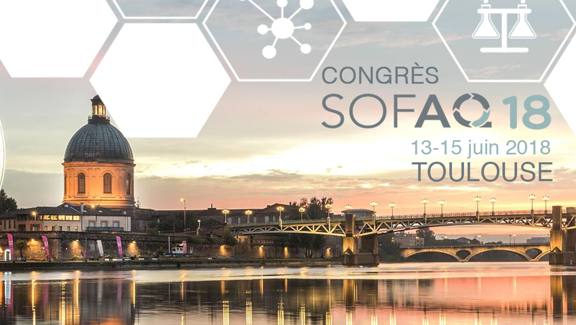 Les Tables Rondes Lors Du Congrès SOFAQ  2018 à Toulouse