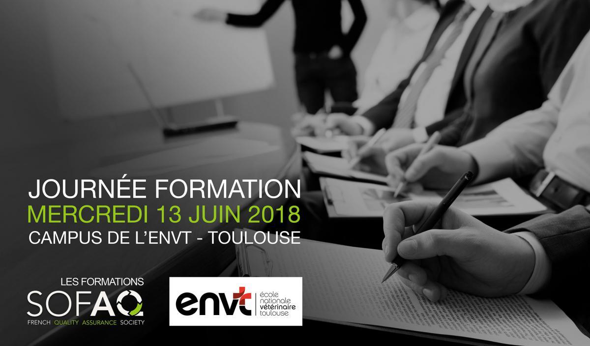 Article Sur Le Partenariat ENVT / SOFAQ Lors Du Congrès Des 13, 14 Et 15 Juin 2018 à Toulouse