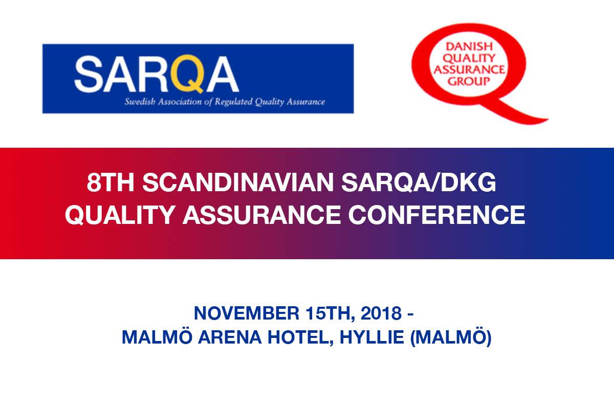 SARQA/DKG Conference – November 15th 2018